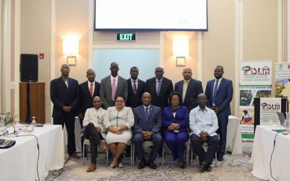CARICOM Officials engage in 3rd PISLM Session