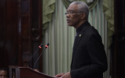 Coalition Govt has not abandoned the sugar industry & workers – Pres. Granger