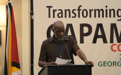 CAPAM delegates urged to continue networking