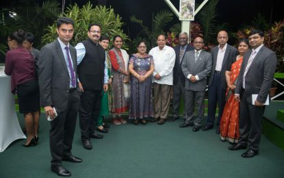 CAPAM participants get stately reception