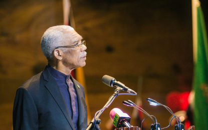 "Investiture Ceremony 2018: ""Public manifestation of appreciation for those who have rendered exemplary service"" – Pres. Granger"