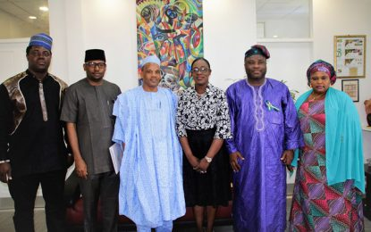 Newly accredited High Commissioners pay courtesy calls on Education Minister