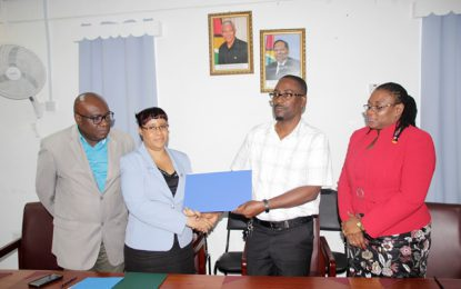 JOINT STATEMENT BY THE MINISTRY OF EDUCATION AND THE GUYANA TEACHERS' UNION