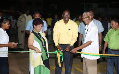$827M Mahdia roads commissioned