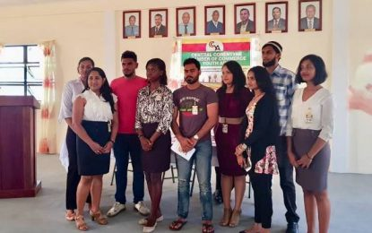 Youth Chamber launched in Berbice