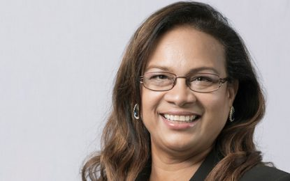 Guyanese elected to lead Worldwide Mothers' Union