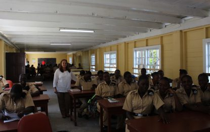 Breaking down the language barriers, Guyana Police Force taking another step in the right direction