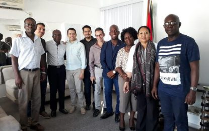 Ministry of Public Health collaborates with Brazilian volunteer group on outreaches