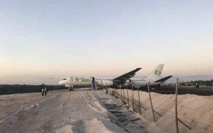 Fly Jamaica accident investigation underway