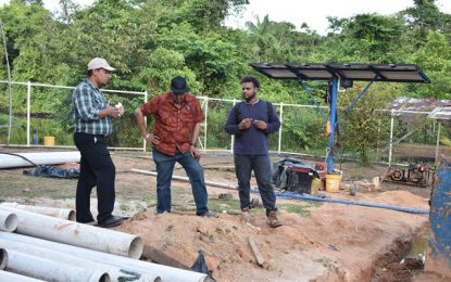 15-year-old Faulty Pipe Network Delays Upgrades in Port Kaituma