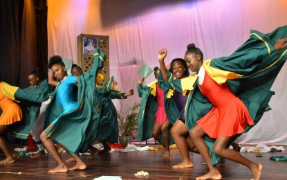 'Places Please' – Uitvlugt Secondary sweeps Secondary Schools Drama Festival