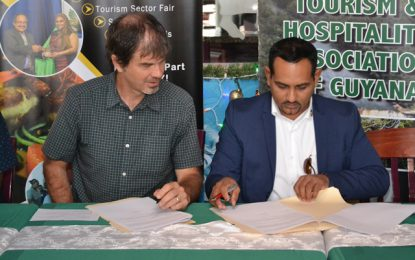Local tourism bodies ink MoU – formalise partnership