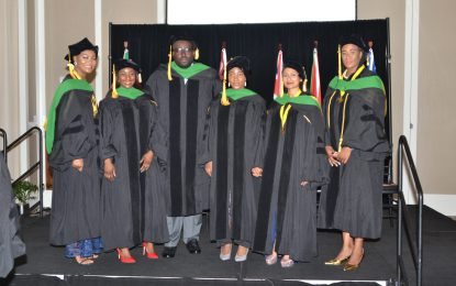 Georgetown American University hosts inaugural graduation