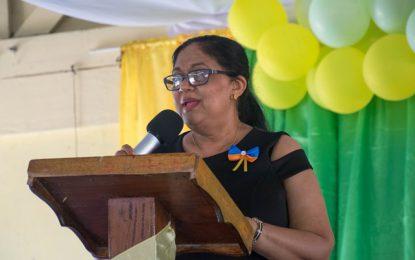 Corentyne Comprehensive graduates encouraged to pursue higher academic goals