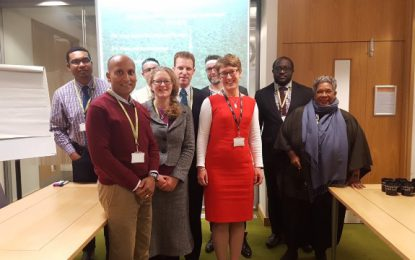Guyana Delegation makes strong case for greenheart import restrictions lift in the UK
