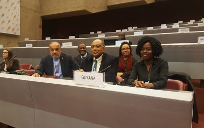 Guyana elected as vice-president of the Bureau of the Conference of the Parties to the Minamata Conference on Mercury 3 (COPs3)