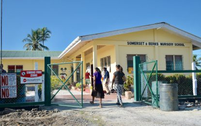 Essequibo Coast residents come out to vote