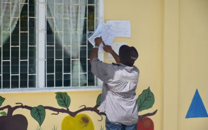 Essequibo Residents optimistic after voting at LGE