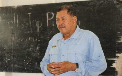'Elect leaders who will work for you' – Min. Allicock tells Matarkai residents