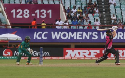 New Zealand crush Pakistan to secure first win of WWT20