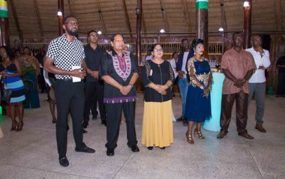 Women's World T20 cricketers officially welcomed to Guyana