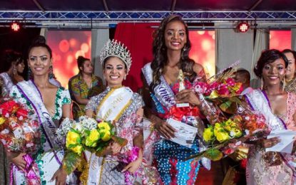 Miss Berbice 2018 Pageant winner promotes women empowerment