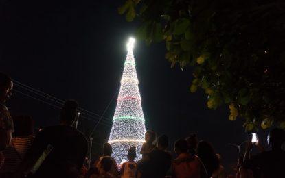 Min. Gaskin Ushers in Christmas Season