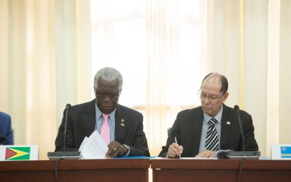 Direct flights from Georgetown to Aruba soon – MOU signed