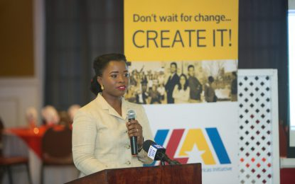 Young entrepreneur launches 'I Can' project to change stigma attached to community