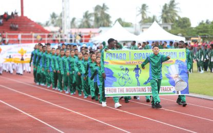 58th National Schools' Championship kicks off