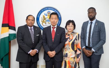 Japan Ambassador acknowledged for fostering bilateral cooperation