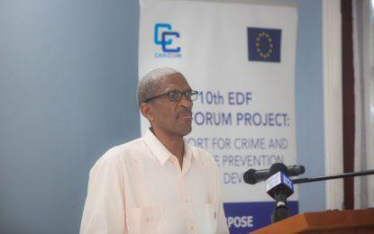 Regional bodies benefitting from training in restorative justice.