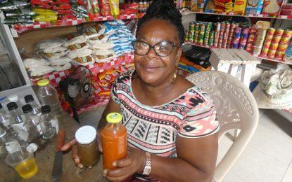 'Made in Kwakwani – adding a dash of flavour