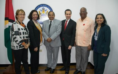 WORLD BANK PARTNERS WITH GUYANA FOR NEW OIL SECTOR