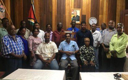 Rose Hall Town gets new Mayor, Deputy Mayor