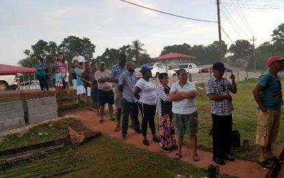Two constituencies in Mabaruma go to APNU