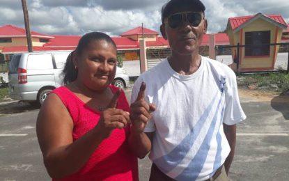 Residents in new LAAs vote