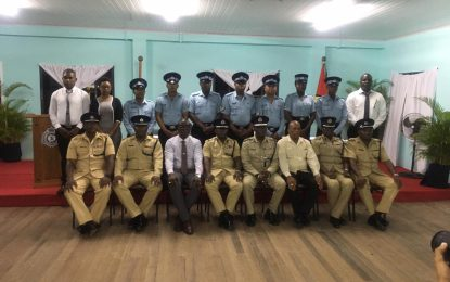 Top Cop wraps up Divisional inspections