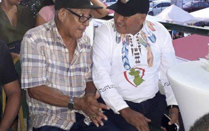 VP Allicock salutes contributions of former Minister of Amerindian Affairs Francis Vibert De Souza….
