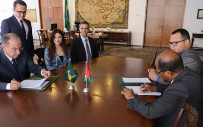 Guyana and Brazil sign Investment Cooperation and Facilitation Agreement