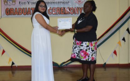 177 graduate from BIT NTPYE Training in Region 5