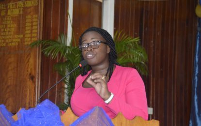 Data operations student tops YEST Programme in Region Six