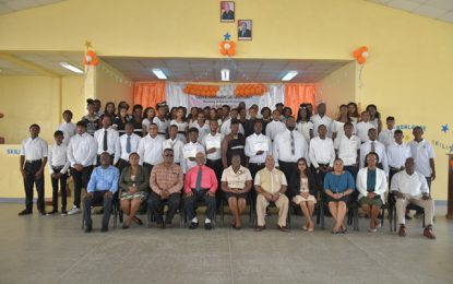 Region Three youths graduate from BIT training