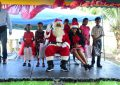 Over 200 children feted at Mrs. Sita Nagamootoo's annual Xmas party