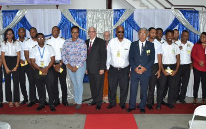 Over 40 Aircraft Maintenance Engineers graduate