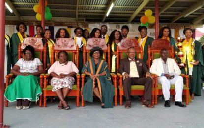 "IDCE graduates urged to ""brand"" themselves"