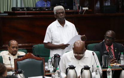 2019 Budget holds equal opportunities for all – MP Allen