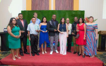 GTA honors eight tourism ambassadors