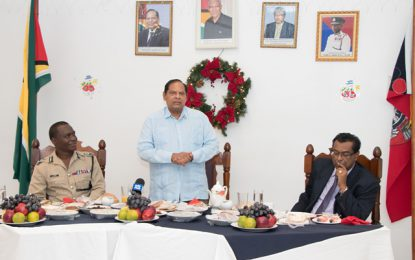 Guyana Police Force commended for lowering crime rate