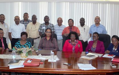 Sea and River Defence's newly elected Board Members